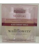 Bath and Body Works New Black Currant Vanilla Wallflower - $9.95