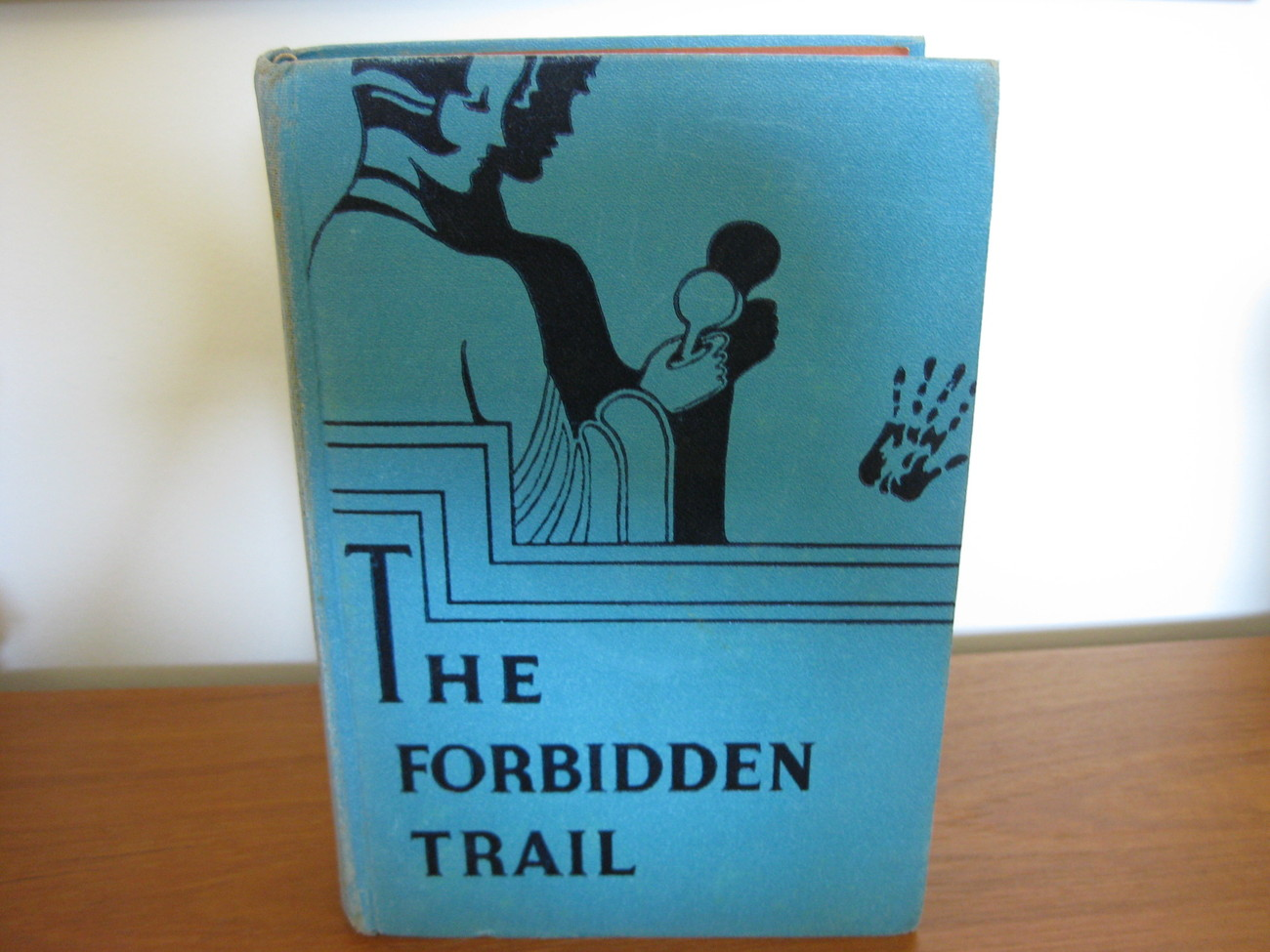 THE FORBIDDEN TRAIL #2 of 9 * MELODY LANE * LILIAN GARIS