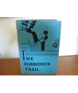 Art Deco Cover MELODY LANE THE FORBIDDEN TRAIL ... - $12.99