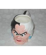 Disney 101 Dalmatians Cruella De Vil Ceramic Fi... - $20.00