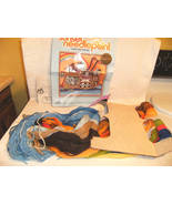 Sunset Noah & Friends Needlepoint Pattern &... - $19.99