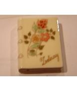 Zsolnay Porcelain Miniature Book Mint - $39.99