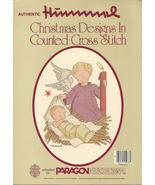 Authentic Hummel Christmas Designs Cross Stitch... - $7.00
