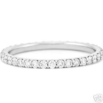 DAZZLE HER ALWAYS with a DIAMOND eternity RING
