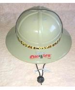 Disney On Ice Plastic Safari Hat Pith Helmet - $20.00