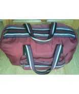 Duffle Bag of 24 CLOTH Canvas Grocery Travel Gy... - $39.99