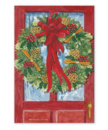 Fresh Scents Scented Sachets by Willowbrook Company - Red Door Wreath, 3 Packs