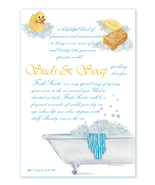 Fresh Scents Scented Sachets by Willowbrook Company - Suds &amp; Soap, 3 Packs