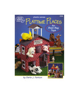 Playtime Places For Bean Bag Toys Plastic Canva... - $6.19