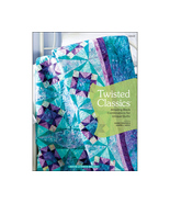 Twisted Classics Quilt Patterns 34 Designs Quil... - $14.99