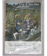 Little Bo Peep & Boy Blue Dolls Sewing Patterns... - $5.99