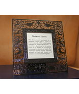 Mizrah photo metal frame Metropolitan Museum of... - $75.00
