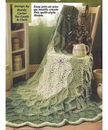 Join as you Go~Tumbling Blocks Afghan Crochet Pattern+ - $17.99