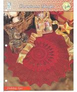 Holiday Lace Doily~Christmas Magic Crochet Pattern - £2.06 GBP