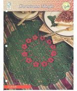 Yuletide Doily~Christmas Magic Crochet Pattern - £2.06 GBP