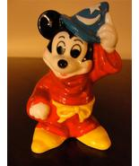 Mickey Mouse Vintage Figurine of Disney's Fantasia - $55.00