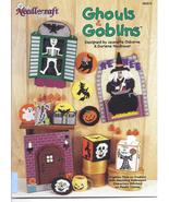 Ghouls & Goblins Plastic Canvas Patterns - £7.62 GBP