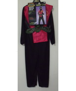 New Halloween Totally Ghoul Boys Muscle Ninja C... - $14.00