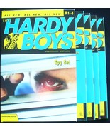 The Hardy Boys Undercover Brothers Spy Set Box Set - $12.95