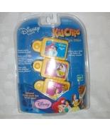 Disney Tunes Kid Clips Music Chips Belle Ariel ... - $40.00