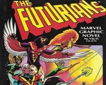 Buy Graphic Novels - The Futurians 9 Dave Cockrum Marvel Graphic Novel gn vf
