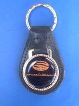 CHEVY MALIBU KEYCHAIN KEY CHAIN RING FOB #13 - $3.75