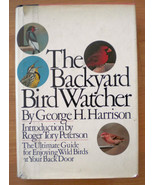 The Backyard Bird Watcher by George Harrison