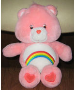* Care Bears Play Along Toys Talking CHEER BEAR... - $8.00
