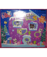Littlest Pet Shop 2008 Advent Calendar w/ #759-761 MIB