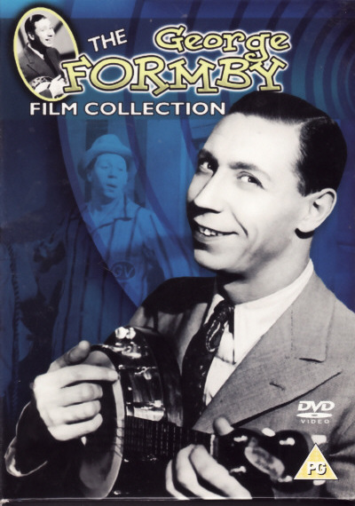 George Formby dvd Collection 7 Movies 7 Disc Set