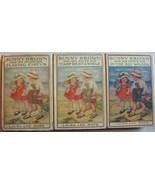 3 lot antique BUNNY BROWN AND HIS SISTER SUE hc... - $20.00