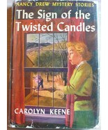 Nancy Drew mystery #9 THE SIGN OF THE TWISTED C... - $99.00
