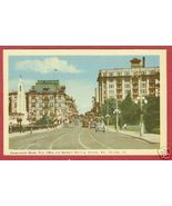 VICTORIA BC Government St PO Belmont Bldg Postcard - $6.50