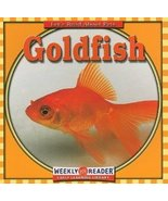 Weekly Reader Goldfish Let's Read About Pets - $1.39