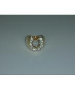 Horseshoe Ring Mens Size 9 - $20.00