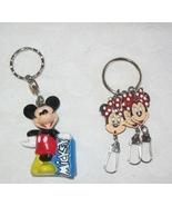 Disney Lucky Brand Minnie Mouse Key Ring Keychain - $20.00