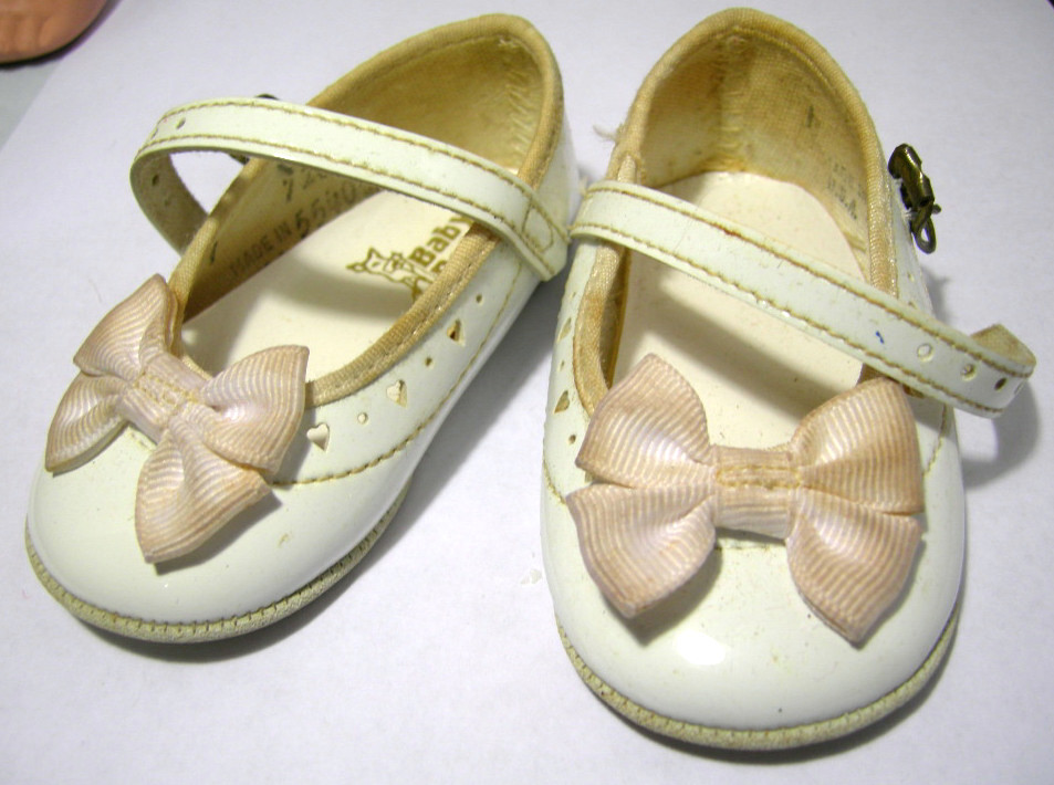 Baby Deer  Doll Shoes Size Four