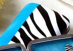 Image 3 of Blue Zebra Manicure Gift Sets