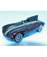Hot Wheels 1997 Jaguar D Type MI Purple  - $4.50