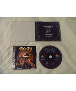 Playstation 1 PS1 - Tai Fu: Wrath of the Tiger - $4.99