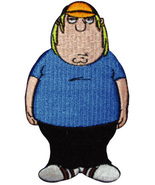 Embroidered Patch Chris Griffin Family Guy Patch - $3.22
