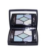 Dior 5 Coleurs Eyeshadow Palette 130 Blue Crois... - $56.99