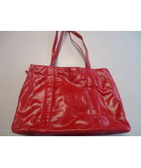 Latico Red Leather Handbag Made in the USA - $99.99