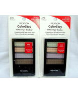 Revlon ColorStay Eyeshadow Quad Wildflower No 3... - $14.00