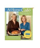 At Home Cafe: Great Food and Fun for Everyone [... - $7.99