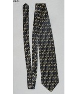 Croft & Barrow Mens Necktie Abstract Design - $5.99