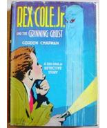 REX COLE Jr and the GRINNING GHOST detective my... - $9.00