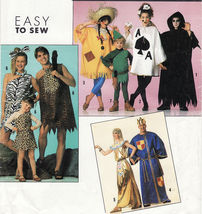Butterick sewing costume pattern Robin Hood Misses/Men ,sizes L/XL