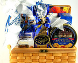 Buy Hanukkah Gift Baskets - Hanukkah Treasures Kosher Gift Basket