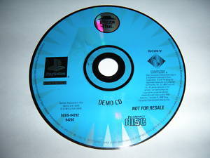 Pizza Hut-Playstation 1-Demo Games Disc(PS1 Games)RETRO